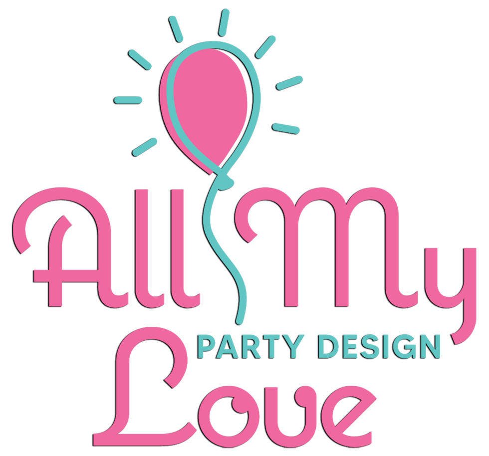All My Love Party Design